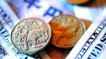 The Australian Dollar Lifted Against A Slightly Weaker Us Recording Its Best Day Almost 20 Months Supplied
