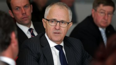 Malcolm Turnbull has the ABC and SBS in his sights for funding cuts.
