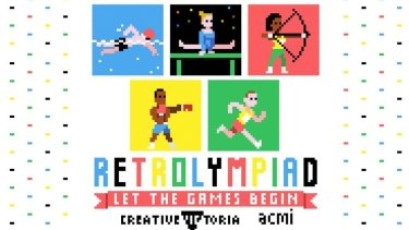 More than just a great portmanteau, the Retrolympiad promises a night of sports-themed partying.