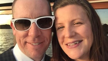 Killed: Mother-of-two Kate Goodchild.