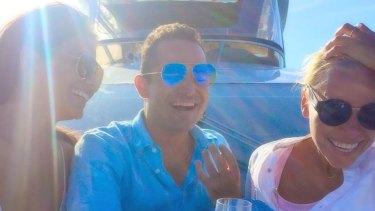 Self-styled Sydney playboy Ricardo Castillo.