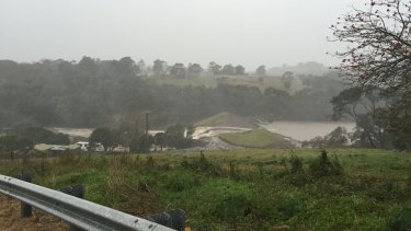 Jerrara Dam.