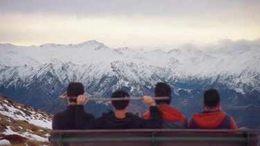 With such vistas on offer, little wonder more people want to make New Zealand home.