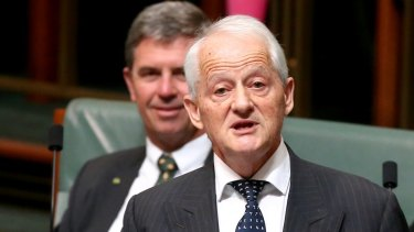 Plans are under way to have Philip Ruddock run as the Liberal candidate for the mayor of Hornsby.