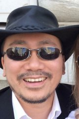 Geoff Ho is a frequent Melbourne visitor.