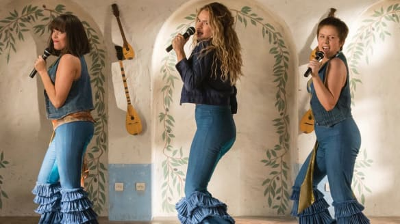 Mamma Mia! Here We Go Again review: It's starry, camp and fun but missing Meryl's spark