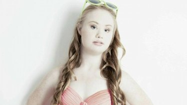 in 2015, Madeline Stuart, then 18, couldn't contain her excitment about walking the catwalk at one of fashion's biggest events of the year.