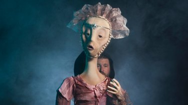 The Victorian Opera's Sleeping Beauty features puppets by the renowned Joe Blanck.