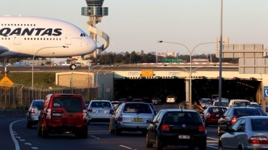 Road congestion to the airport's terminals can be greatest at weekends.