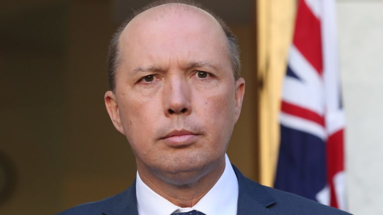 """One down, many to go"": Peter Dutton welcomed the axing of Yassmin Abdel-Magied's program."