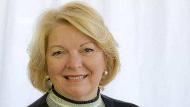 Controversial: Anti-vaccination advocate Sherri Tenpenny.
