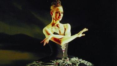 Irina Kolesnikova is exceptional in <I>Swan Lake</I>.