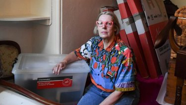 St Peters resident Shelley Jensen will be forced to leave her home of the past 16 years on Wednesday.