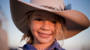 Amy Everett had been the young face of Akubra hats.