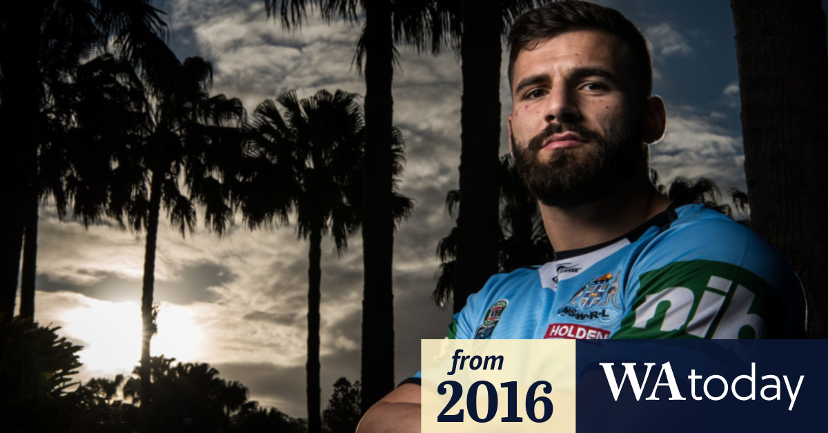 State of Origin 2016: The miracle inspiring NSW Blues star ...