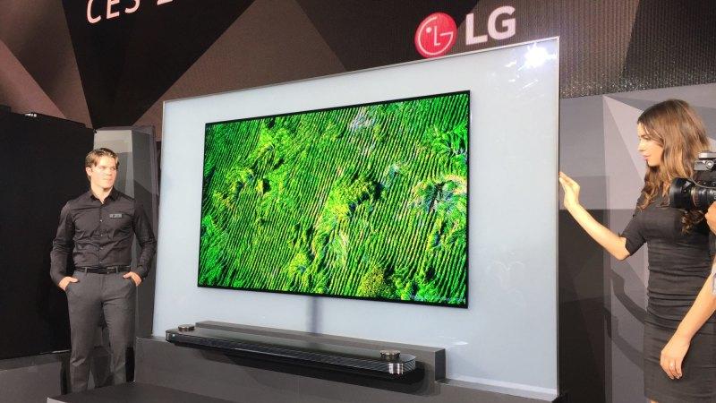 Ultra HD OLED TV