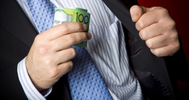 Salary jumps of $15,000 'quite normal' for new chartered accountants