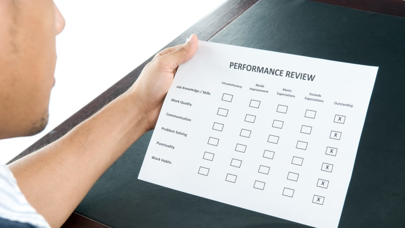 What To Say And Do When Conducting Your First Performance Review