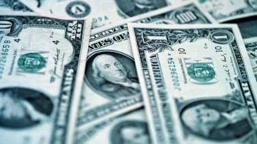 The greenback has become a barometre of the global mood of financial markets.