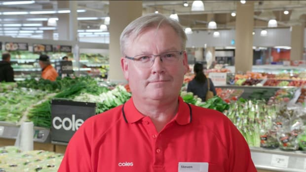 Coles boss Steven Cain eyes meal kits and express deliveries