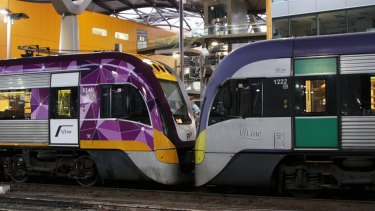 V/line is in crisis with 70 train services a day being replaced by coaches.