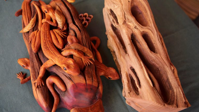 Chinese Secrets Buried In Australian Animal Carvings Go International