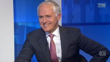 """Malcolm Turnbull has some of the qualities attributed to a politician who fits the classical definition of """"charismatic leader"""":  former Italian prime minister Silvio Berlusconi"""