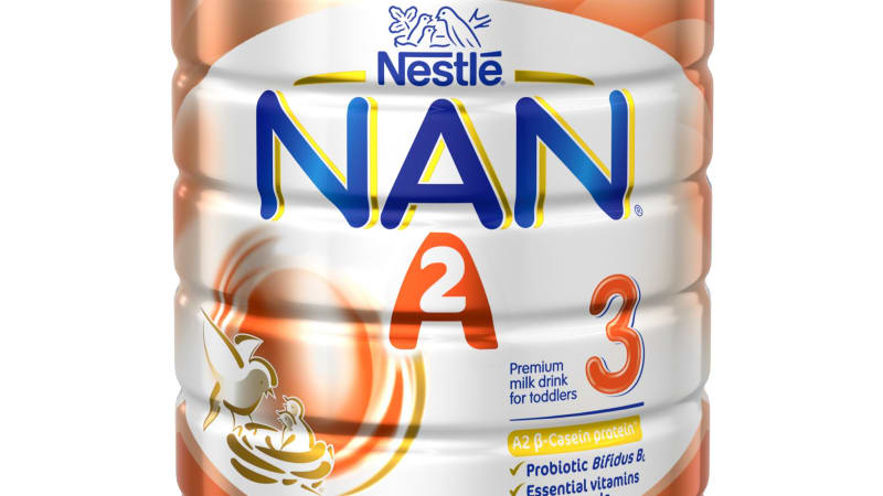 Nestle launches A2 baby formula challenging The a2 Milk Company