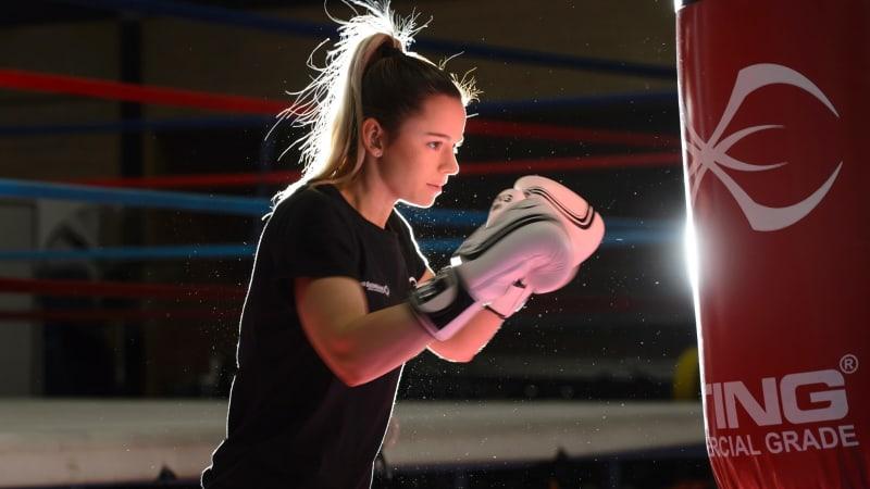 AIS-based boxer Skye Nicolson chases Commonwealth Games ...