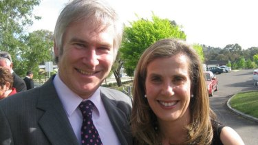 Michael Lawler and Kathy Jackson.