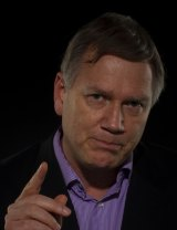 Conservative commentator Andrew Bolt has warned Prime Minister Tony Abbott's leadership is in peril.