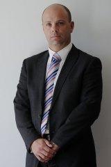 Simon Bush from the Australian Home Entertainment Distributors Association.
