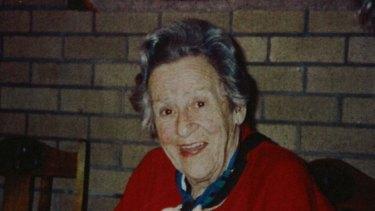 Dorothy Davis was last seen in May 1995.