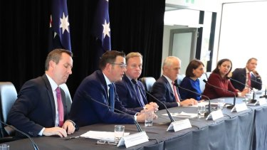 Terrorism was a key issue at last week's Council of Australian Governments meeting in Hobart.