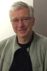 Jakub Kaminski, Microsoft lab manager.