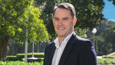 No property bubble: John McGrath expects the pace of growth in property prices to slow down but not stop.