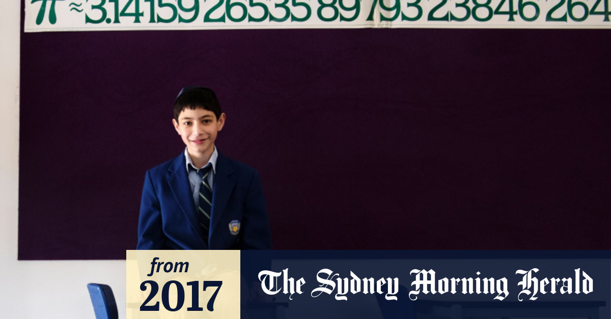 Hsc 2017 The 14 Year Old About To Sit His Maths Hsc