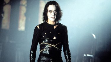 Brandon Lee was killed during the filming of <i>The Crow</i>.