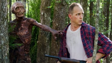 Carter (Ethan Embry): You've never seen him before, he thinks Rick is full of it, you know how it's going to end.