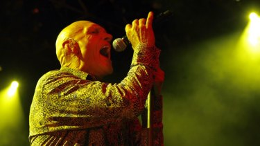 Midnight Oil was one of the bands Stuart Matchett championed in their early days.