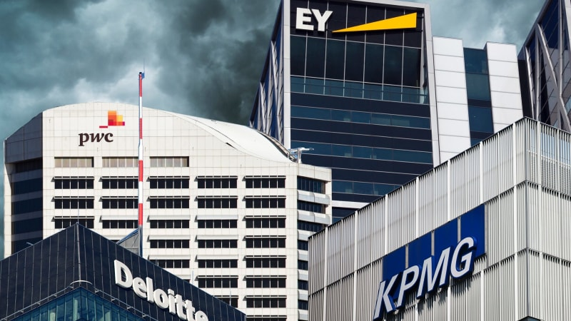 Deloitte, EY, KPMG, PwC reject audit, consulting break up threat