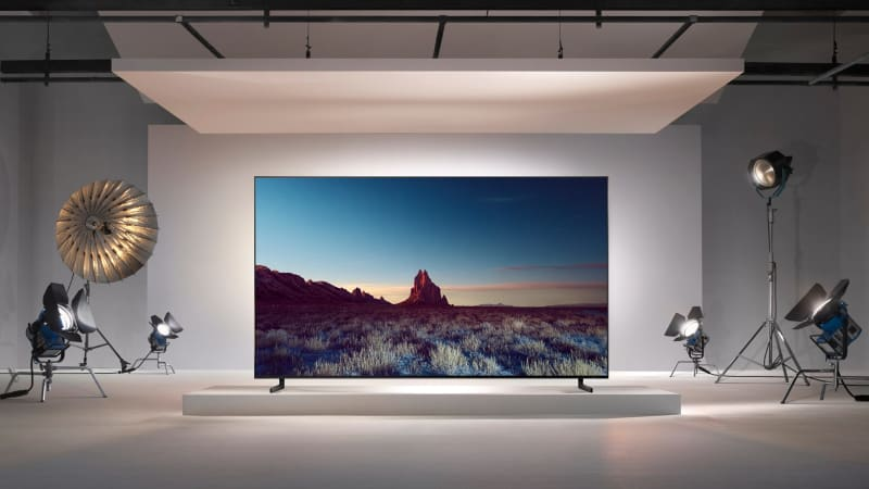 To 8K or to 4K, that is this year's big, big dilemma