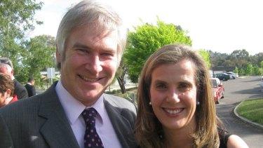 Michael Lawler and Kathy Jackson.