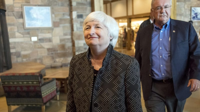 Federal Reserve chair Janet Yellen defends tighter financial rules