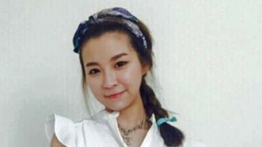Jean Huang, 35, died after suffering a cardiac arrest at her beauty clinic.