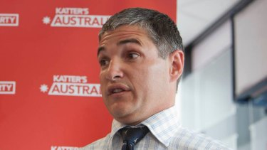 Robbie Katter of Katter's Australia Party is one of the crossbenchers likely to determine which party governs in Queensland.