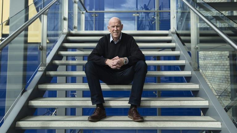 Ikea Australia managing director David Hood is preparing to test the retailer's first online store.