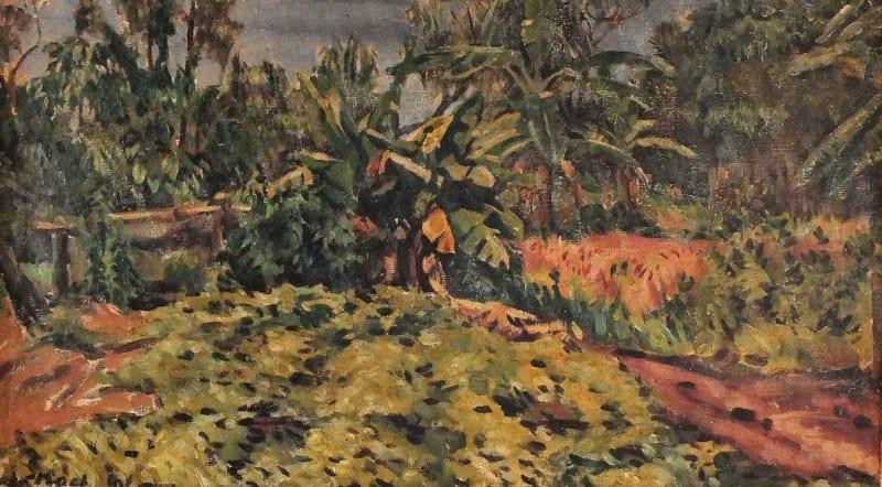Noel Wood, Australian art's Robinson Crusoe gets a rare airing