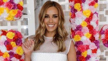 Rebecca Judd has spoken about her young daughter is 'all of a sudden' obsessed with her looks.
