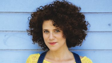 Cyrille Aimee: fizzing singing combines with Sondheim's genius.